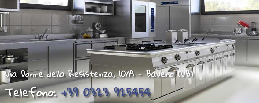 Cucine Usate Industriali.Attrezzature Usate Per Ristoranti Novara Serv Caf Snc